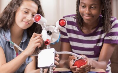 What's Keeping Girls Out of STEM?