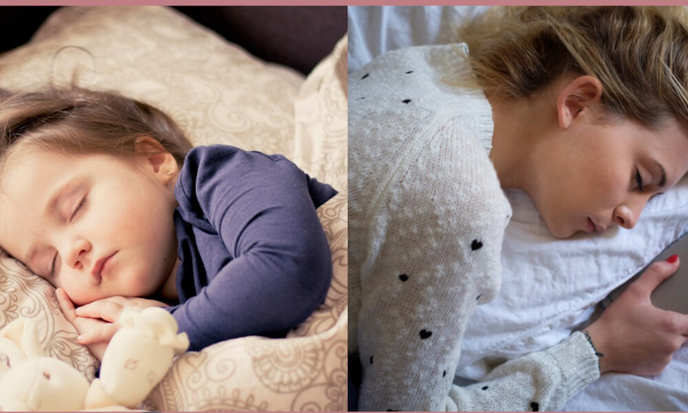 Mama Needs Sleep: The Importance of Getting Your Kids to Sleep Well